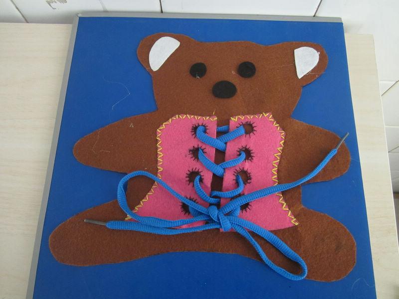 幼儿带子蝴蝶结的折法图解