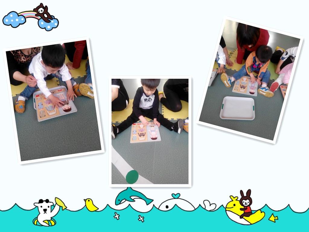 幼儿穿衣步骤的分解图