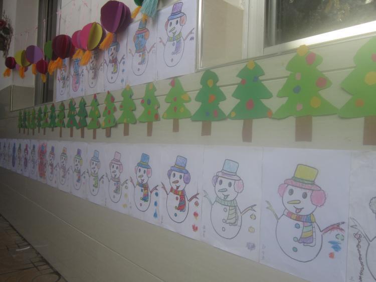 班级环境布置设计图展示