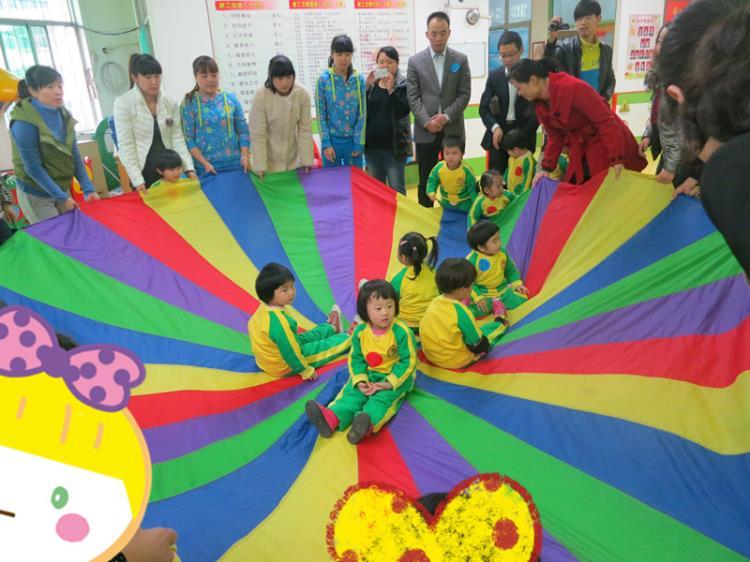 小小班亲子活动-西安佳乐幼儿园
