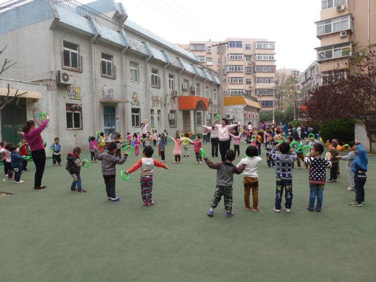 济南市市中区乐山中心幼儿园