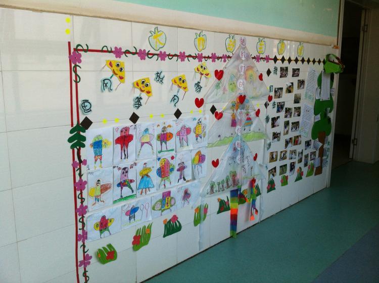 大班主题墙布置动物内容大班主题墙布置动物版面