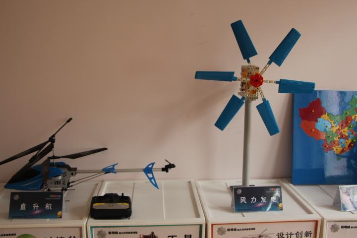 科学发现室的探索之旅-新郑迪士尼蒙特梭利幼儿园