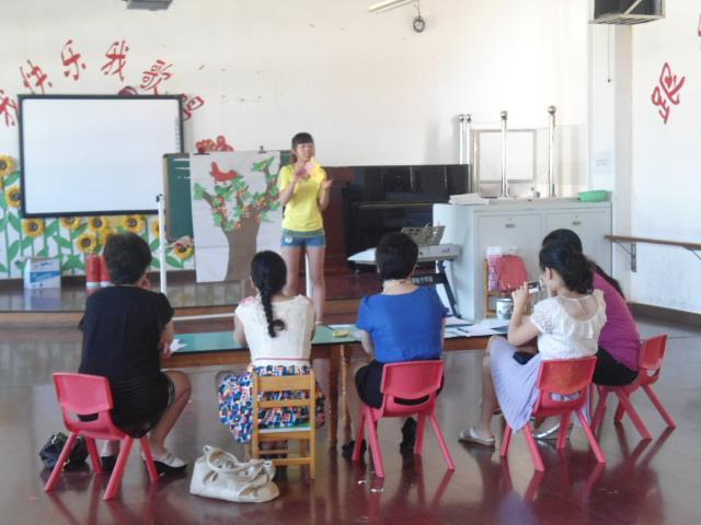 建华幼儿园招聘教师面试工作顺利结束