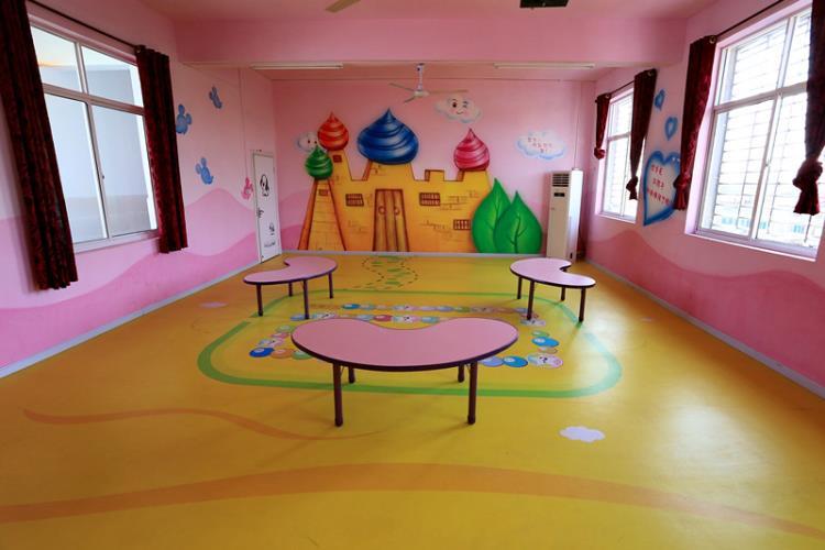 多功能幼儿园音乐舞蹈室