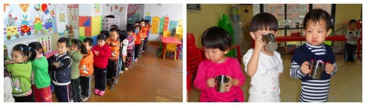 教学随笔:幼儿排队的习惯养成