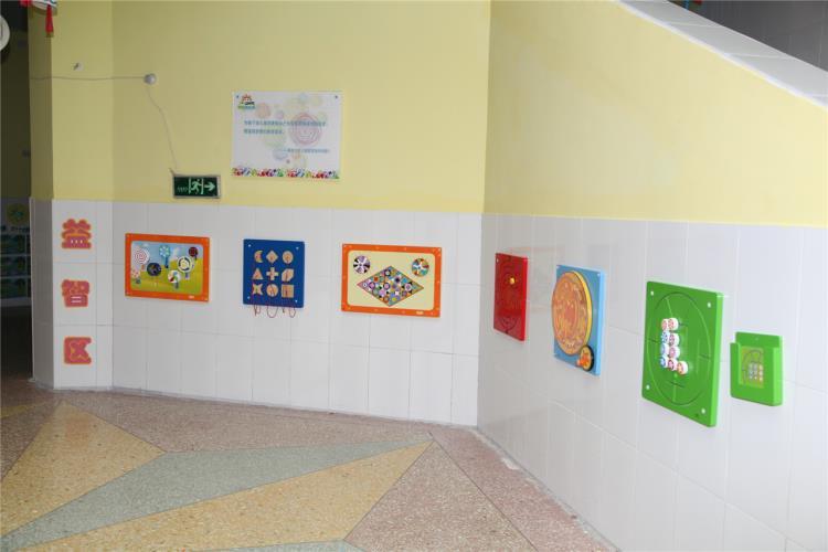 幼儿园厨房操作间墙面布置