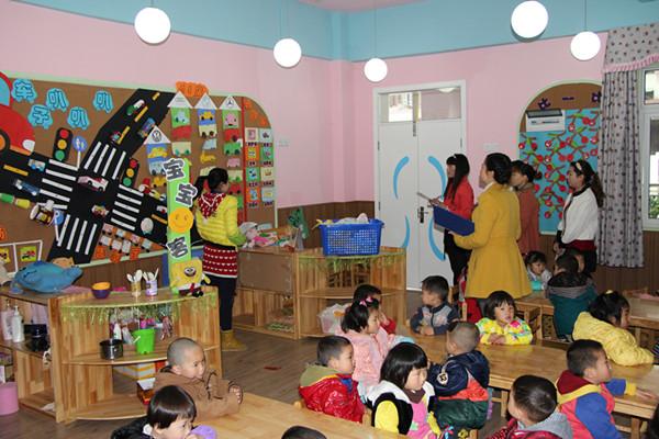 实幼:环境创设评比-南充市顺庆实验幼儿园