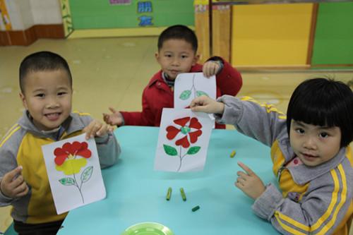 三八節:送給媽媽的禮物-藝星幼兒園