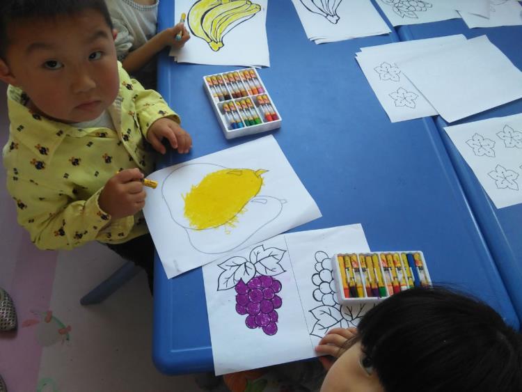 小班区域活动观摩-湖北省麻城市幼儿园