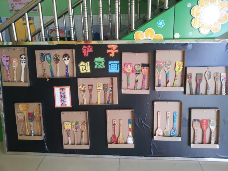 童心童画 ——实验幼儿园美术节暨迎新年画展活动报道