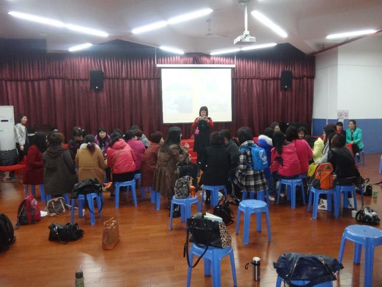 我园教师到深圳市实验幼儿园参观学习