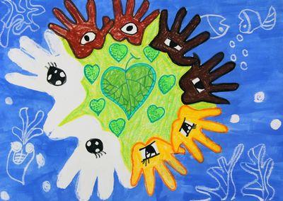 厦门市幼儿绘画比赛喜报-都市港湾幼儿园